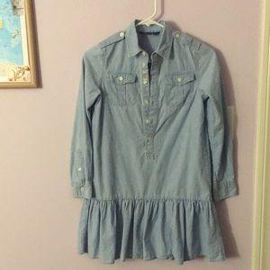 Like New Polo Ralph Lauren Dress. Size 12